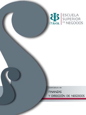 Finanzas y Dirección de Negocios
