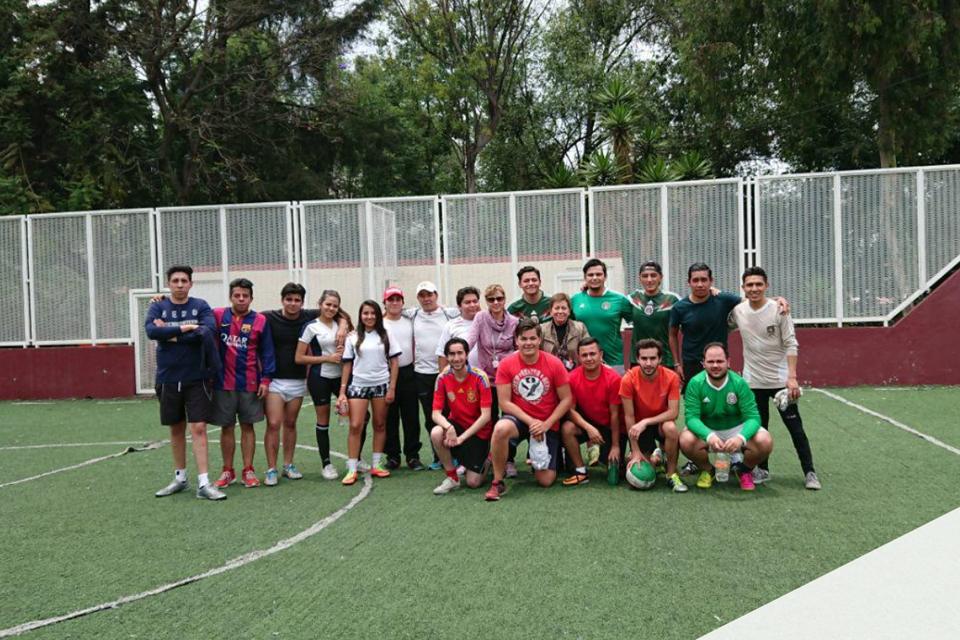 Primer Torneo de Fútbol ÍTACA, ESN