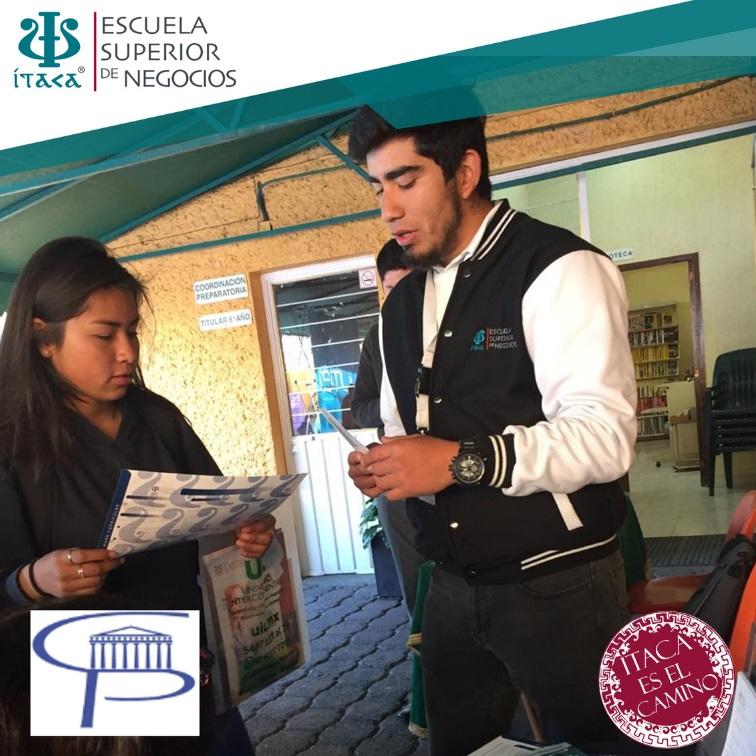 Colegio Partenón: Feria de Universidades