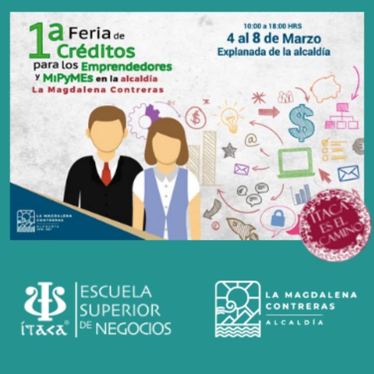 1ª. Feria de Créditos para los Emprendedores y MiPymes