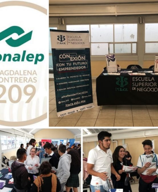 CONALEP 209 Magdalena Contreras: Expo Universidades