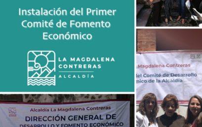 Comité de Fomento Económico de la alcaldía La Magdalena Contreras