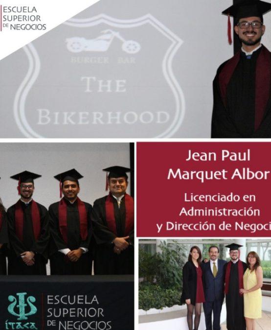 Examen Profesional Jean Paul Marquet Albor