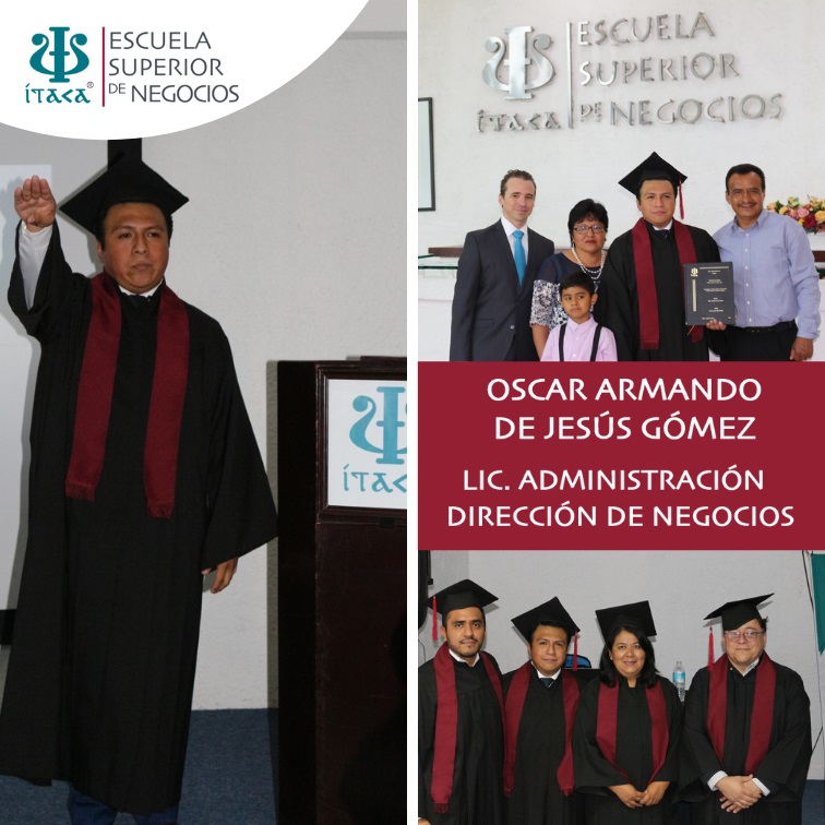 Examen Profesional Oscar Armando de Jesús Gómez