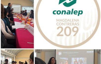 Comité de Vinculación CONALEP Magdalena Contreras