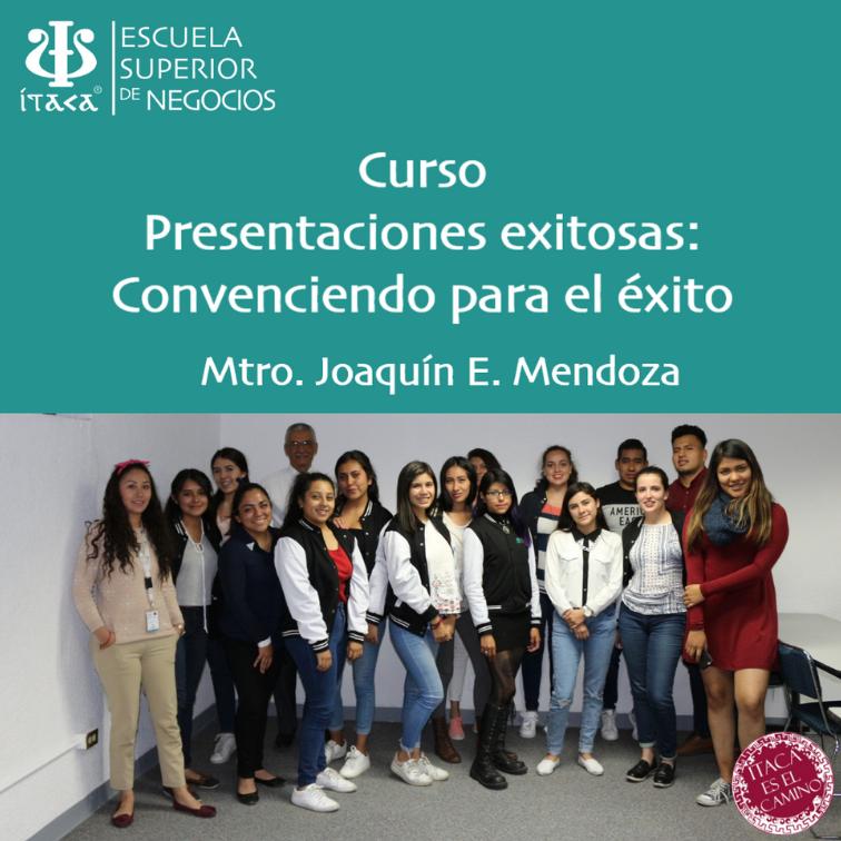 Curso de Presentaciones Exitosas