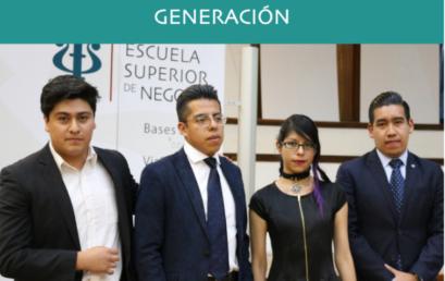 Egresados Ciclo 2019-II