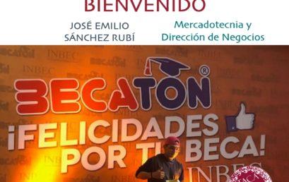 Bienvenido José Emilio Sánchez Rubí