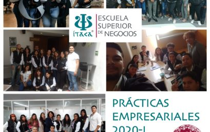 Iniciamos Prácticas Empresariales, Artísticas y Legales