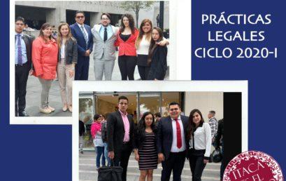 Trabajo de Campo Prácticas Legales