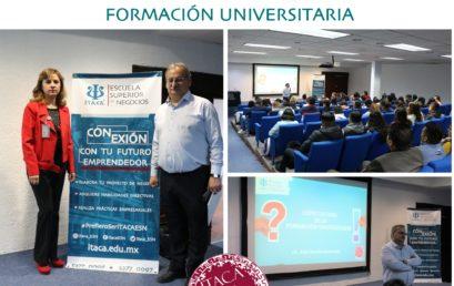Conferencia Expectativas de la Formación UniversitariaTexto: Agradecemos a Grupo