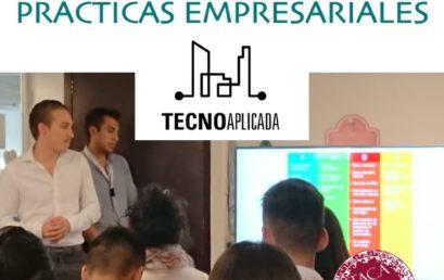 Prácticas Empresariales en TecnoAplicada