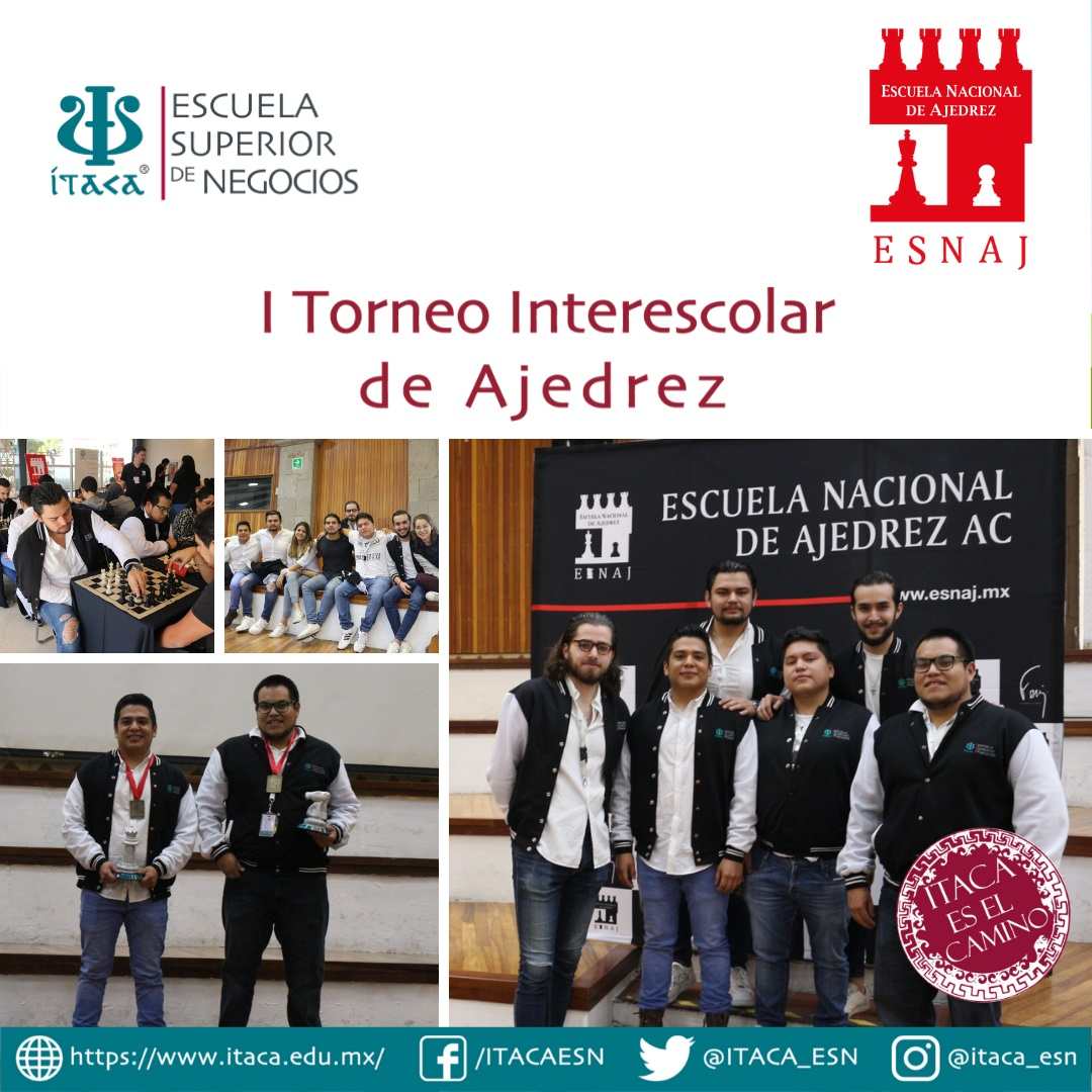 Torneo Interescolar de Ajedrez